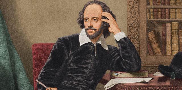 莎士比亚十四行诗-莎翁