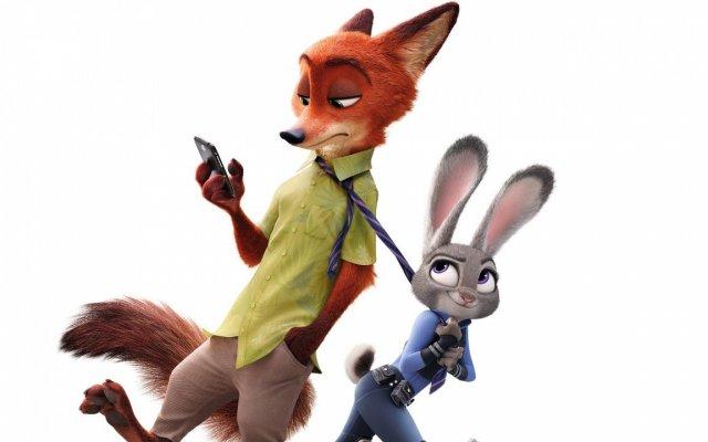 看《疯狂动物城》必须get这些梗! 躲过了宋仲基, 却败给了这只狐狸
