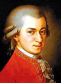 The great Mozart