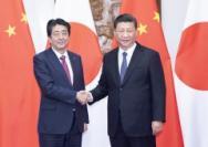 日本首相时隔7年再访华