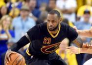 詹姆斯率骑士夺NBA总冠军