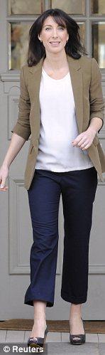 英国第一夫人的时尚范儿