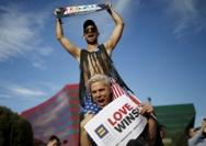 美国最高院也举起彩虹旗