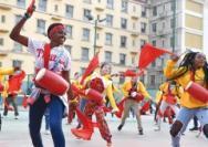 """""""漢語橋""""讓更多外國青年愛上中國文化"""