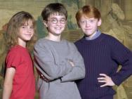 《哈利·波特》三剑客