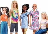 芭比娃娃出新款了,造型更加包容多样