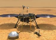 "NASA""洞察者""号登陆火星"