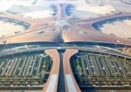 """被誉为""""新世界七大奇迹""""的北京大兴国际机场正式投运"""