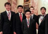 胜利方程式:美国队国际奥数赛夺冠