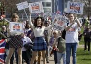 英议会再次否决脱欧方案