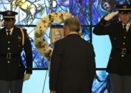 联合国举行仪式悼念安南