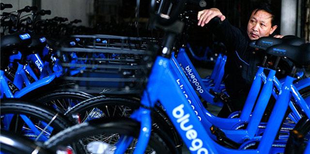 共享单车企业倒闭,押金该何去何从?(1)- 双语新