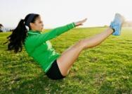 仰卧起坐真的能帮你练就八块腹肌吗?