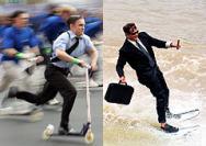 职场新人看过来 :在工作与生活中自在游走