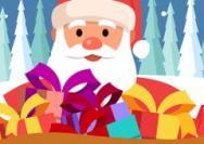 圣诞季到了,圣诞老人很忙……