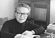 中国女作家、翻译家杨绛:聪慧过人,淡然如菊