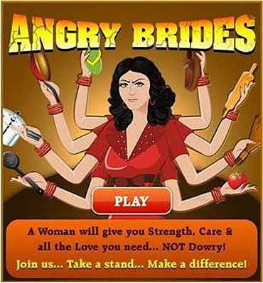 愤怒的新娘