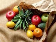 水果皮的营养价值