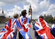 """英国与欧盟的""""分手大戏"""""""