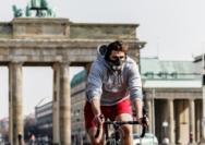 疫情期间,人们爱上了骑自行车