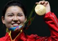 张梦雪为中国队赢得奥运首金!