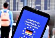 """欧盟推出""""疫苗护照"""""""