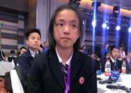 """中国15岁""""最年轻科学家""""对话诺奖得主"""