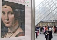 卢浮宫办回归展纪念达·芬奇逝世500周年