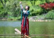 赤水独竹漂:中华一绝,水中芭蕾